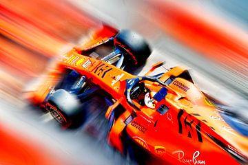 Vettel 2019 van Jean-Louis Glineur alias DeVerviers