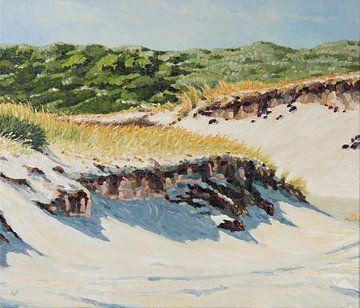 Bijna bij de Zee van Rob Donders Beeldende kunst