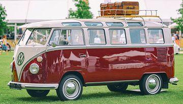 Volkswagen Tranporter T1 retro camper bus van