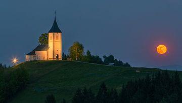 Jamnik Kirche, Slowenien