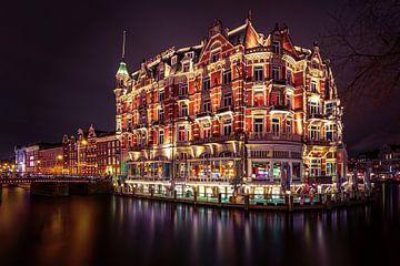Hote de l'Europe Amsterdam von Michael van der Burg