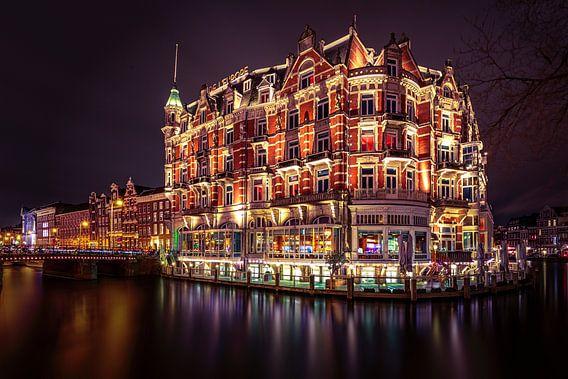 Hote de l'Europe Amsterdam van Michael van der Burg