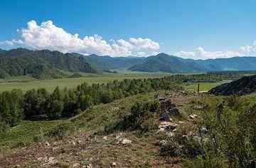 Karakol vallei van jaap van der kooij