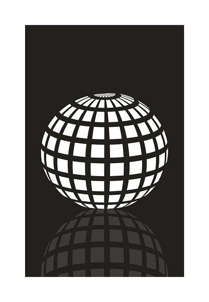 globe van Marion Tenbergen