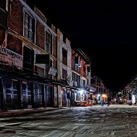 bandipur at night van rene schuiling