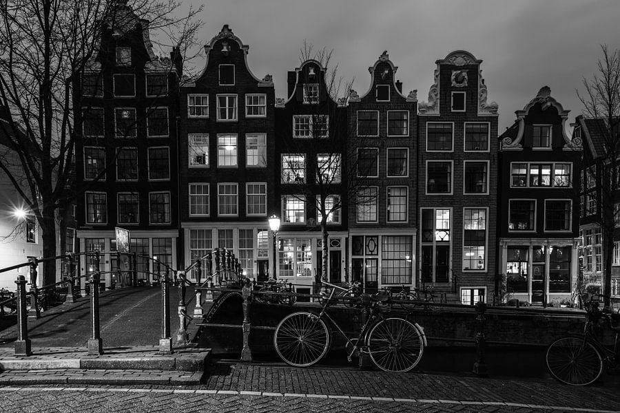 Vintage Amsterdam van Scott McQuaide