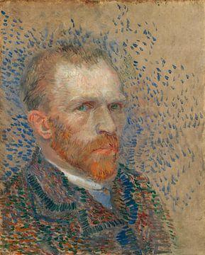 Selbstbildnis, Vincent van Gogh