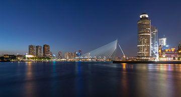 Rotterdam, Nieuwe Maas van Edwin van Laar