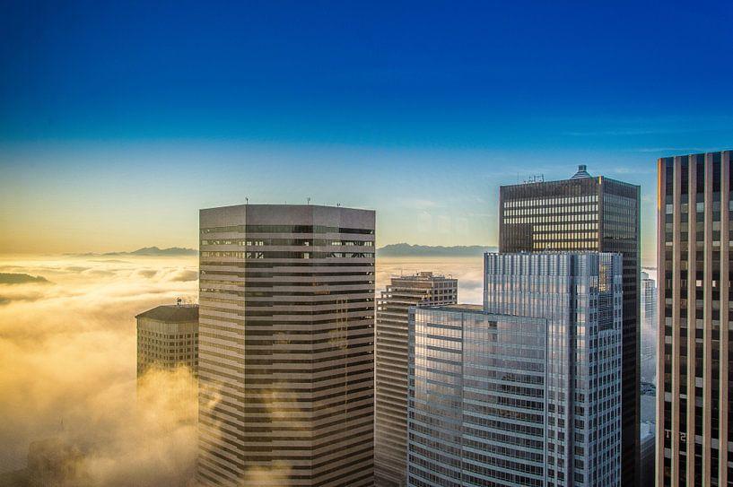 Skyview van Marco Faasse
