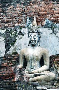 Zittende Boeddha Thailand