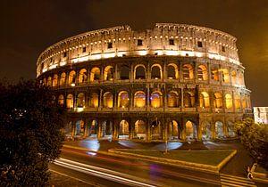 Colosseum, Rome van