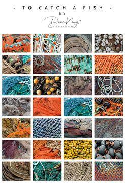 Poster für Fischernetze