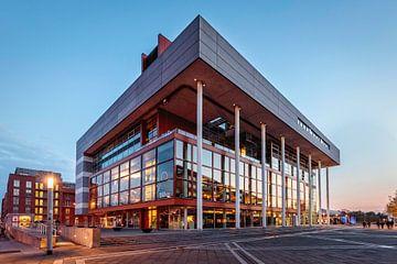 Bibliothek Maastricht von Rob Boon
