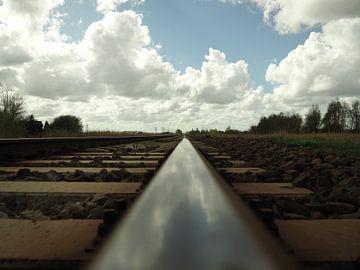 Auf den Schienen von Michel Aalders