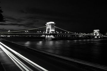 Brücke in Budapest von Kristof Ven