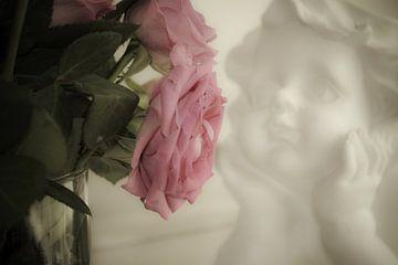 Rosenengel von Dagmar Marina