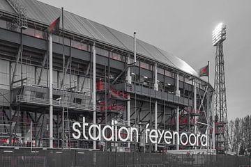 Feyenoord stadion 38 van
