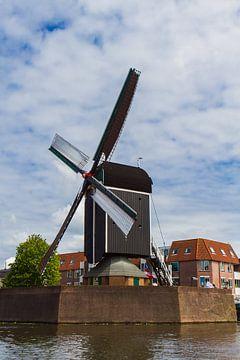 Molen de Put, Galgewater Leiden