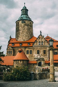 Schloss Czocha von Patrycja Polechonska