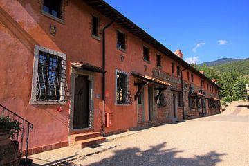 Toscaanse Boerderij van Paul Franke