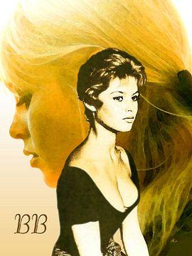 Brigitte Bardot von Dirk H. Wendt