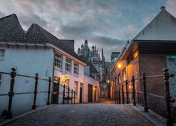In de Boerenmouw te 's-Hertogenbosch sur Niek Wittenberg
