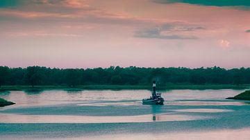 Auf dem Weg zum Hafen von Piotr Aleksander Nowak