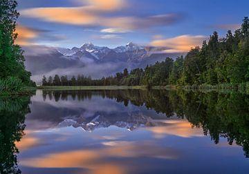 Lake Matheson, Hua Zhu von 1x