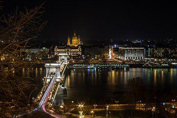 Budapest bridge sur
