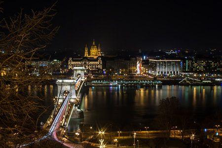 Budapest bridge von Bas Nuijten
