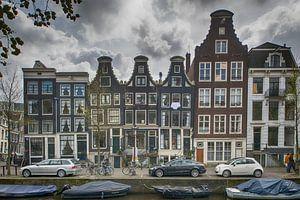 4 gevelpanden in Amsterdam