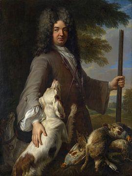 Porträt eines Jägers, Alexandre François Desportes