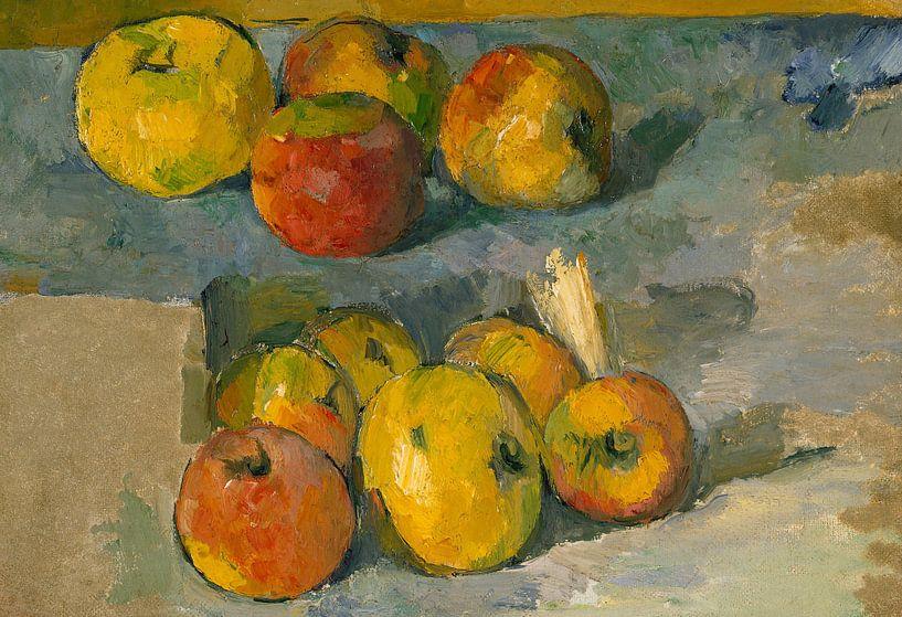 Paul Cézanne. Appels van 1000 Schilderijen
