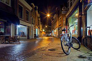 Kleine Houtstraat Haarlem van