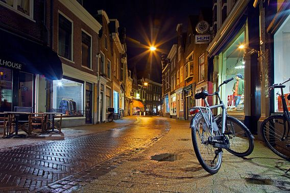 Kleine Houtstraat Haarlem van Anton de Zeeuw