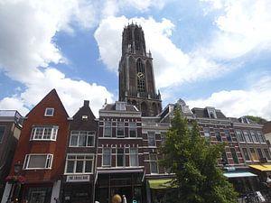Domtoren in Utrecht van Jeroen Schuijffel