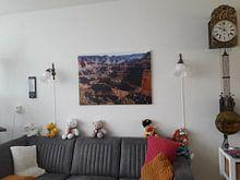 Kundenfoto: Grand Canyon    von Kurt Krause, auf leinwand