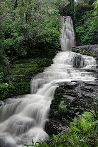 Mysterieuze waterval