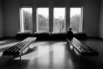 New York Contemplation sur Raoul Suermondt