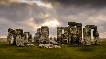 Stonehenge sur Mark de Boer - Artistiek Fotograaf