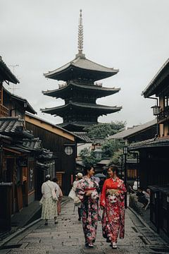 Kyoto von Maikel Schrama