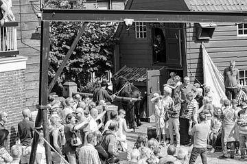 Visserijdag in Spakenburg van Natasja Claessens