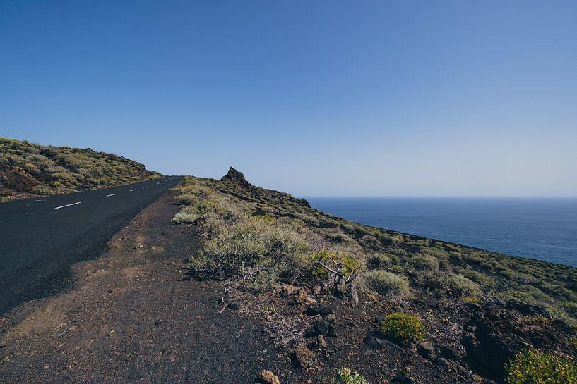 La Palma   Road to El Faro van Rob van der Pijll