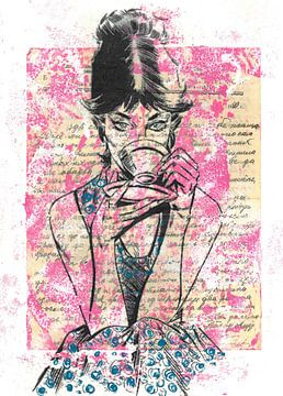 Bescheidenheid Blaise van Nora Bland