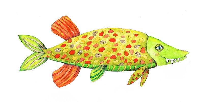Vis van keanne van de Kreeke