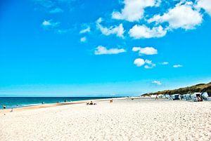 Sylt: beach indrukken (10)