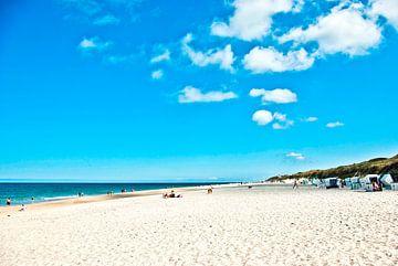 Sylt: beach indrukken (10) van Norbert Sülzner