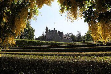 Schottischer Schlossgarten von Kimberley Fennema