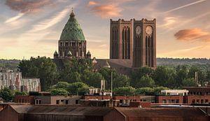 St Bavo basiliek, Haarlem van