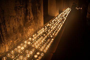 Kaarsen van Jasper Scheffers